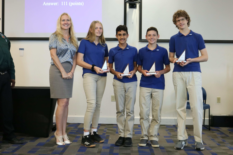 Antilles Team (winning team).JPG